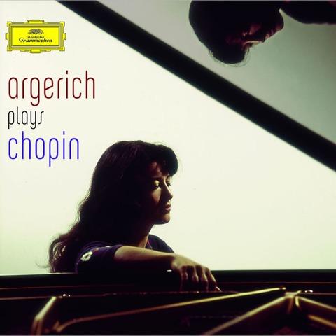 Argerich Spielt Chopin - Die Rundfunkaufnahmen by Martha Argerich - CD - shop now at Deutsche Grammophon store