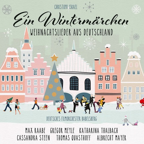 Ein Wintermärchen by Max Raabe & uvm - CD - shop now at Deutsche Grammophon store
