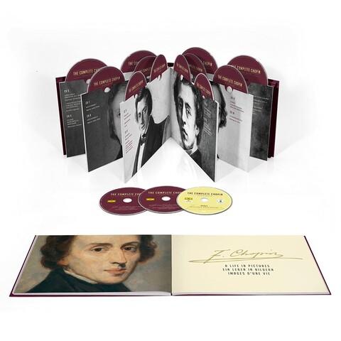 √The Complete Chopin Deluxe Edition (20CDs + DVD) von Argerich / Blechacz / Pollini / Trifonov - Box set jetzt im Deutsche Grammophon Shop