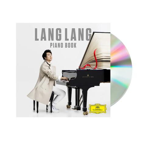 Piano Book (Jewelcase) von Lang Lang - CD jetzt im Deutsche Grammophon Shop