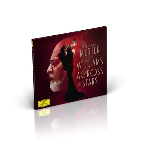 √Across The Stars (Ltd. Digipack) von Anne-Sophie Mutter & John Williams - CD Digipack jetzt im Deutsche Grammophon Shop
