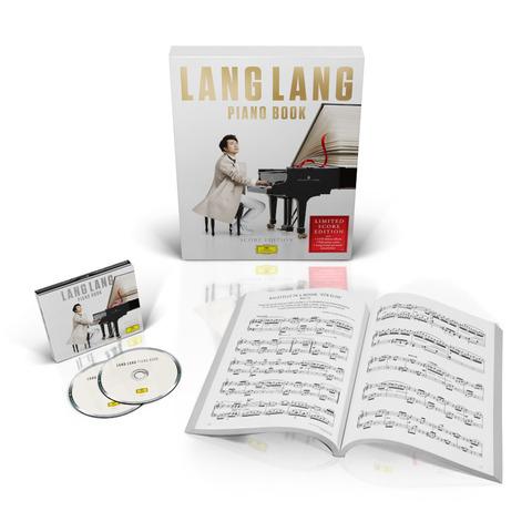 "√Piano Book (Super Deluxe Edition ""Score Box"") von Lang Lang - CD jetzt im Deutsche Grammophon Shop"