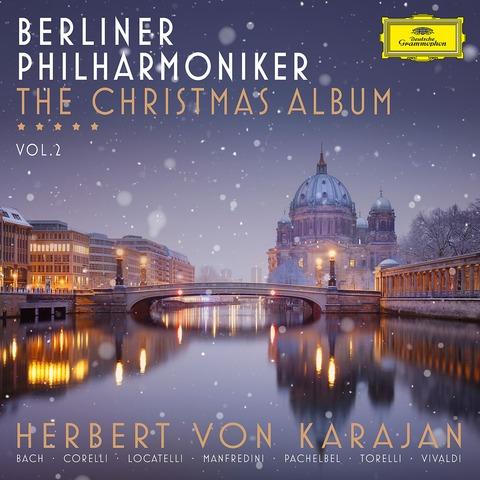 The Christmas Album Vol.2 by Herbert von Karajan & Die Berliner Philharmoniker - CD - shop now at Deutsche Grammophon store