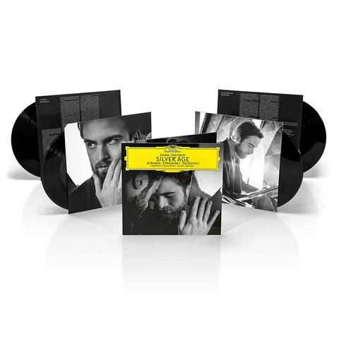 √Silver Age (4LP) von Daniil Trifonov -  jetzt im Deutsche Grammophon Shop