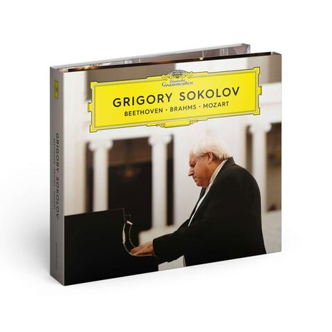 √Beethoven, Brahms, Mozart von Grigory Sokolov -  jetzt im Deutsche Grammophon Shop
