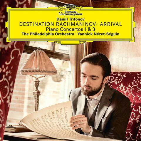 Destination Rachmaninov - Arrival (2LP) von Daniil Trifonov - 2LP jetzt im Deutsche Grammophon Shop
