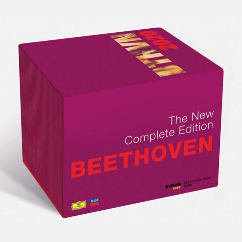 Beethoven - Die Neue Gesamtedition (Limitierte Auflage) von Various - Boxset jetzt im Deutsche Grammophon Shop