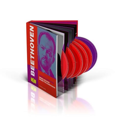 √Beethoven: Complete Symphonies (5CD + BluRay-Audio) von Andris Nelsons & Wiener Philharmoniker - Box set jetzt im Deutsche Grammophon Shop