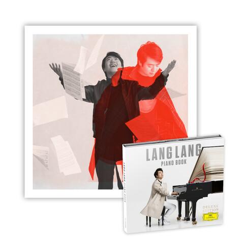 Piano Book (2CD Deluxe Edition+Lithograph) von Lang Lang - CD jetzt im Deutsche Grammophon Shop
