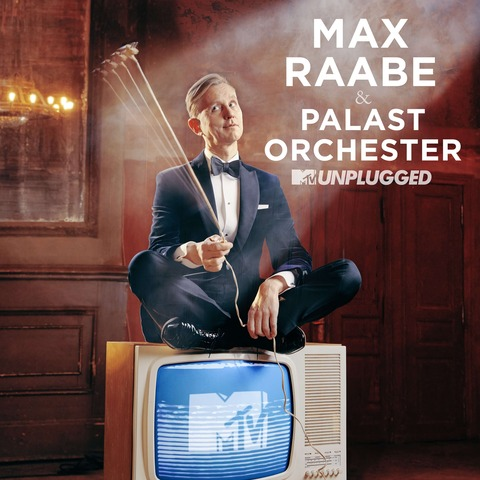 MTV Unplugged (2LP) von Max Raabe & Palast Orchester - 2LP jetzt im Deutsche Grammophon Shop