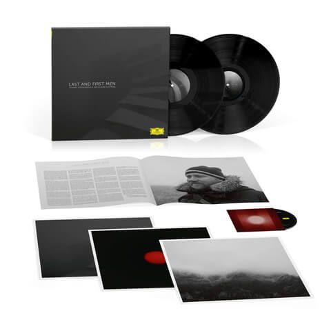Last and First Men (2LP + BluRay) von Jóhann Jóhannsson & Yair Elazar Glotman - 2LP jetzt im Deutsche Grammophon Shop