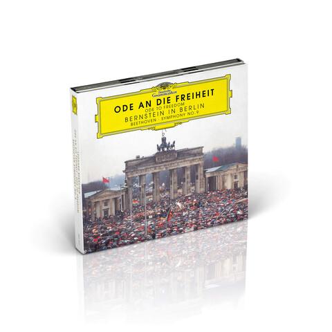 √Beethoven: Ode an die Freiheit (CD+DVD) von Leonard Bernstein - CD/DVD jetzt im Deutsche Grammophon Shop