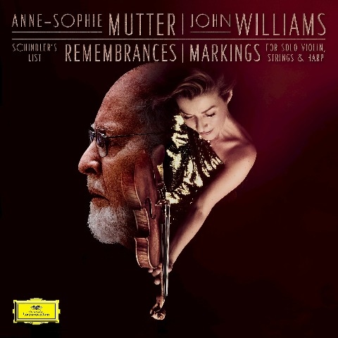 Remembrances (Schindler's Liste) & Markings - Ltd. 10'' Vinyl + Poster von Anne-Sophie Mutter & John Williams - LP jetzt im Deutsche Grammophon Shop