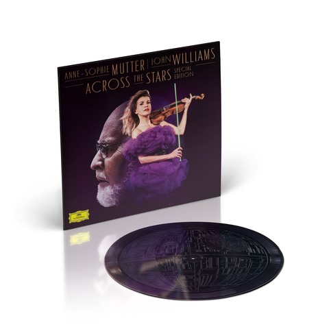 √Across The Stars (Ltd. Special Edition Vinyl) von Anne-Sophie Mutter & John Williams - LP jetzt im Deutsche Grammophon Shop