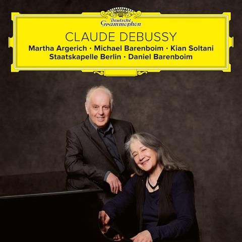 Debussy von Martha Argerich / Staatskapelle Berlin / Daniel Barenboim u.a. - CD jetzt im Deutsche Grammophon Shop