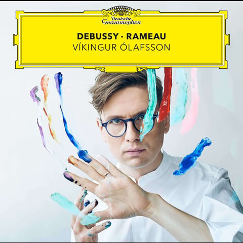 √Debussy-Rameau von Víkingur Ólafsson - CD jetzt im Deutsche Grammophon Shop