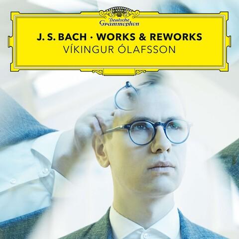 Johann Sebastian Bach Piano & Reworks (2CD Set) von Víkingur Ólafsson - CD jetzt im Deutsche Grammophon Shop