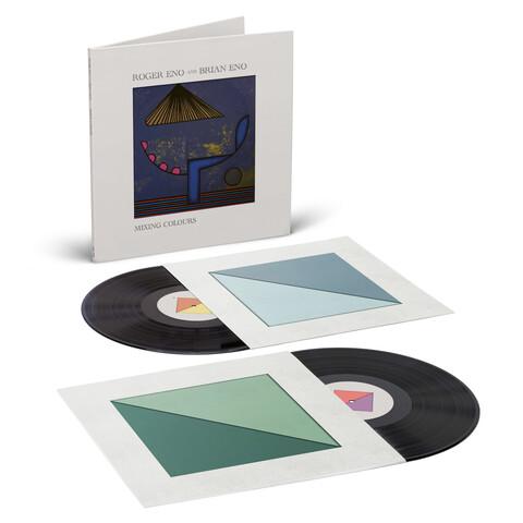 Mixing Colours von Roger Eno & Brian Eno - 2LP jetzt im Deutsche Grammophon Shop