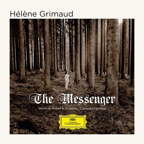 √The Messenger (CD Digipack) von Hélène Grimaud - CD jetzt im Deutsche Grammophon Shop