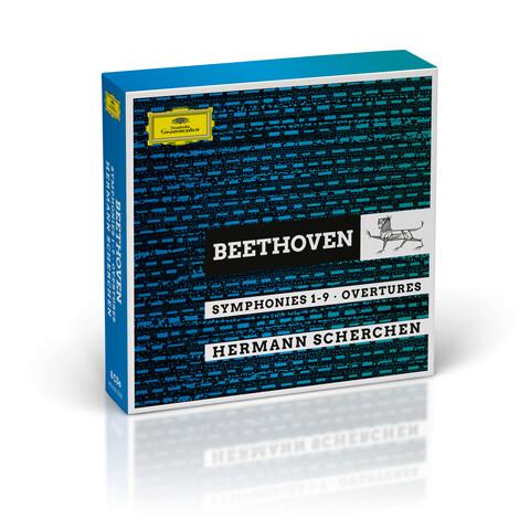√Beethoven: Sinfonien 1-9, Ouvertüren von Hermann Scherchen - Box set jetzt im Deutsche Grammophon Shop