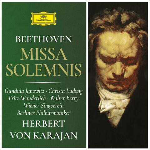 √Beethoven: Missa Solemnis (CD + BluRay Audio) von Herbert von Karajan & Die Berliner Philharmoniker - CD jetzt im Deutsche Grammophon Shop