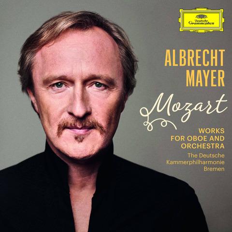 √Mozart von Albrecht Mayer -  jetzt im Deutsche Grammophon Shop
