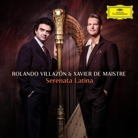 Serenata Latina von Rolando Villazón & Xavier de Maistre - CD jetzt im Deutsche Grammophon Shop