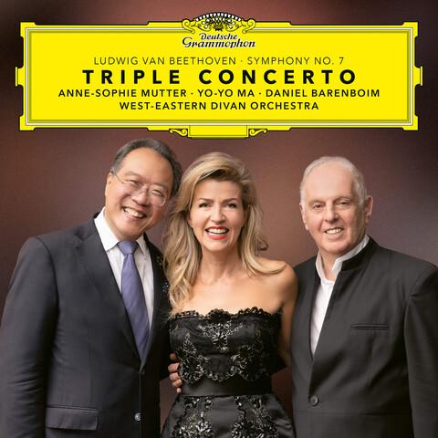 √Beethoven: Triple Concerto & Symphony No. 7 von Anne-Sophie Mutter, Yo-Yo Ma, Daniel Barenboim - CD jetzt im Deutsche Grammophon Shop
