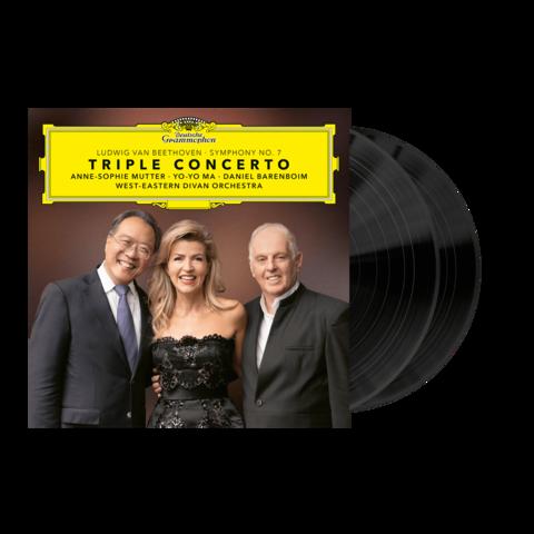 Beethoven: Triple Concerto & Symphony No. 7 von Anne-Sophie Mutter, Yo-Yo Ma, Daniel Barenboim - 2LP jetzt im Deutsche Grammophon Shop