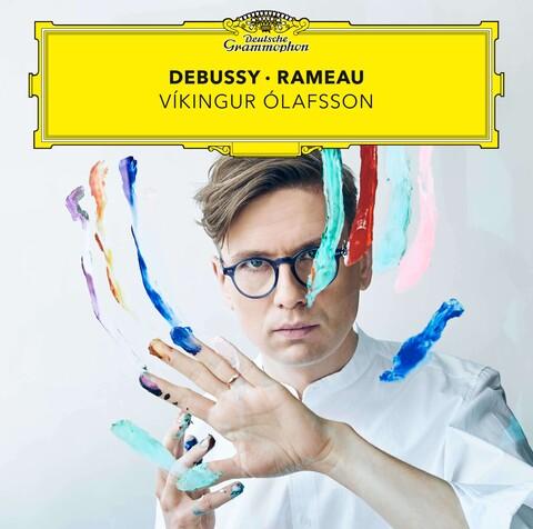 √Debussy-Rameau von Víkingur Ólafsson - LP jetzt im Deutsche Grammophon Shop