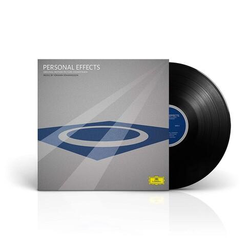 √Personal Effects (OST) von Jóhann Jóhannsson - LP jetzt im Deutsche Grammophon Shop