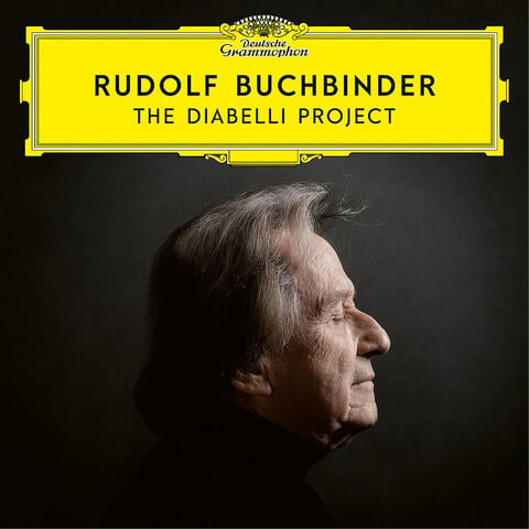 √Beethoven: The New Diabelli Project von Rudolf Buchbinder - LP jetzt im Deutsche Grammophon Shop
