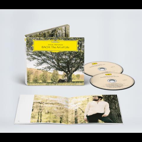 Bach: The Art Of Life by Daniil Trifonov - 2CD - shop now at Deutsche Grammophon store