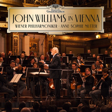 √John Williams in Vienna von John Williams/Wiener Philharmoniker/Anne-Sophie Mutter - LP jetzt im Deutsche Grammophon Shop