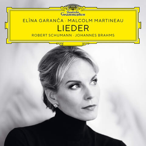 √Lieder von Elina Garanca - CD jetzt im Deutsche Grammophon Shop
