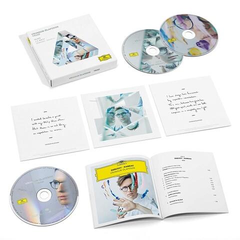 √Triad (Ltd. 3CD Edition) von Víkingur Ólafsson -  jetzt im Deutsche Grammophon Shop