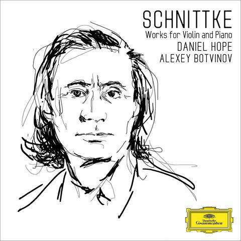 √Schnittke: Works For Violin & Piano von Daniel Hope - CD jetzt im Deutsche Grammophon Shop
