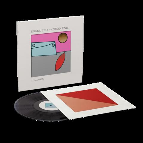 Luminous (Black Vinyl) von Roger Eno & Brian Eno - LP jetzt im Deutsche Grammophon Shop