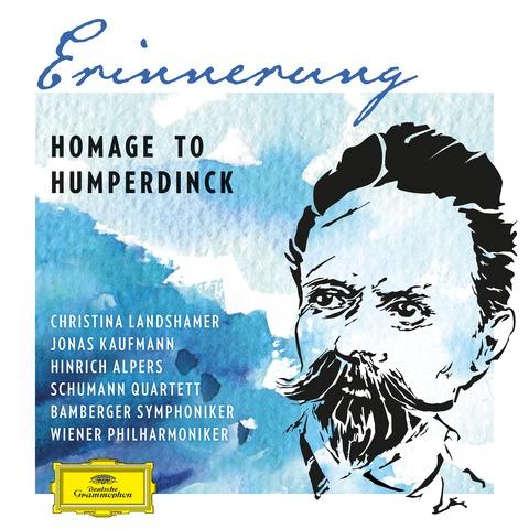 √Erinnerung - Homage To Humperdinck von Engelbert Humperdinck - 2CD jetzt im Deutsche Grammophon Shop