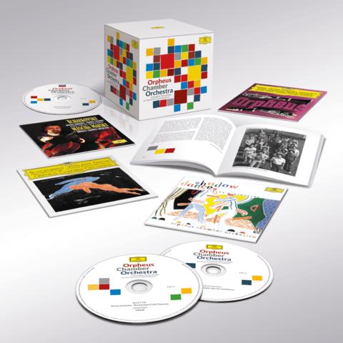 √The Complete Recordings on Deutsche Grammophon von Orpheus Chamber Orchestra -  jetzt im Deutsche Grammophon Shop