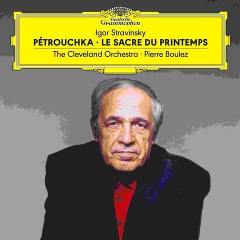 Stravinsky: Petrouchka / Le Sacre Du Printemps (2LP) von P. Boulez / CLO - 2LP jetzt im Deutsche Grammophon Shop