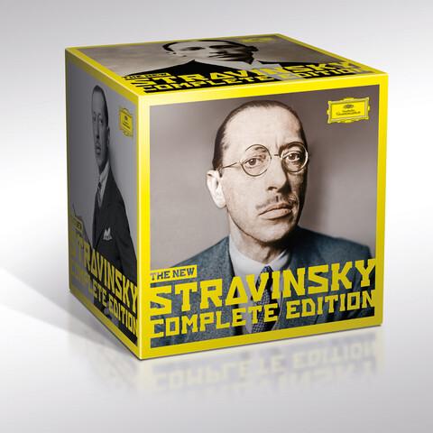 √Die Neue Stravinsky Gesamtedition (30CD Boxset) von Abbado,C./Argerich,M./Barenboim,D./Aschkenazy,W - 30 CD Box jetzt im Deutsche Grammophon Shop