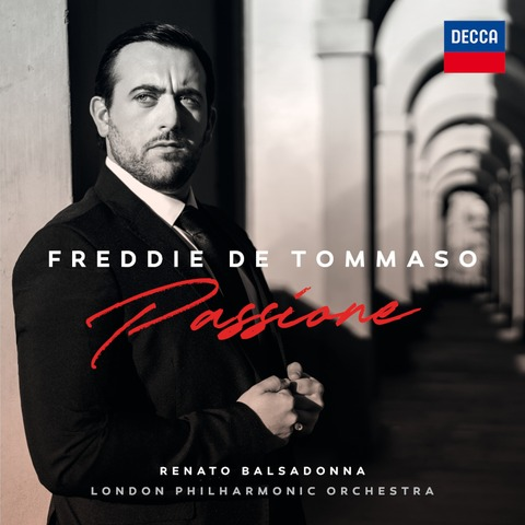 √Passione von Freddie de Tommaso - CD jetzt im Deutsche Grammophon Shop