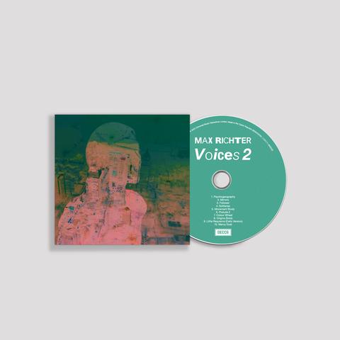 √Voices 2 (CD + Signiertem Bonus Cover) von Max Richter -  jetzt im Deutsche Grammophon Shop