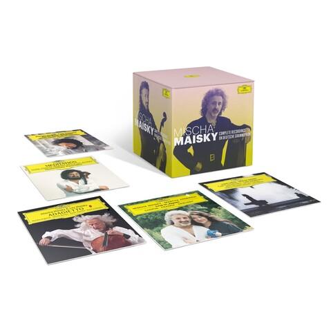 Mischa Maiksy: Sämtliche Aufnahmen Für DG (44 CD) von Mischa Maisky - Boxset jetzt im Deutsche Grammophon Shop
