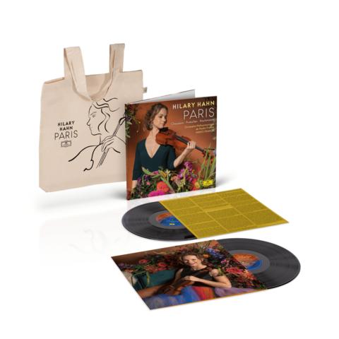 √PARIS (Excl. Bundle - 2LP+Tote Bag) von Hilary Hahn -  jetzt im Deutsche Grammophon Shop