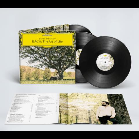 Bach: The Art Of Life by Daniil Trifonov - 3LP - shop now at Deutsche Grammophon store
