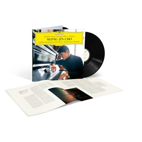 Chopin: Piano Concerto No.2 Scherzi (2LP) by Seong-Jin Cho / London Symphony Orchestra / Gianandrea Noseda - 2LP - shop now at Deutsche Grammophon store