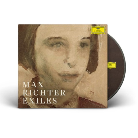 √Exiles von Max Richter - CD jetzt im Deutsche Grammophon Shop