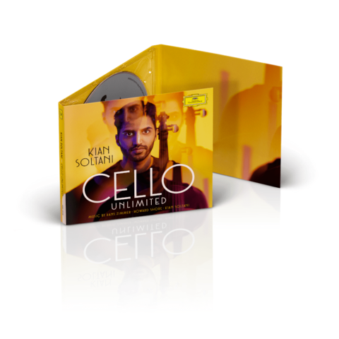 Cello Unlimited by Kian Soltani - CD - shop now at Deutsche Grammophon store